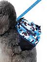 Собака рюкзак Одежда для собак Классика Очаровательный День рождения Праздник На каждый день Двухсторонний Свадьба Мода Спорт Хэллоуин