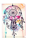 Case For Apple iPad Air 2 iPad Air Card Holder Wallet with Stand Flip Magnetic Pattern Full Body Cases Dream Catcher Hard PU Leather for