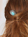 Women\'s Party Jewelry / Vintage / Elegant Gem / Alloy Hair Clip / Hairpins / Hairpins