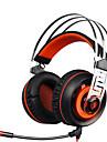Sades a7 un son surround 7.1 casque de jeu stereo avec LED USB casque micro et les vibrations pour PC