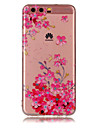 Case For Huawei P9 Lite Huawei Huawei P8 Lite IMD Transparent Pattern Back Cover Flower Soft TPU for P10 Lite P10 Huawei P9 Lite P8 Lite
