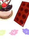 выпечке Mold Для торта Для получения льда Для шоколада Для получения хлеба конфеты многообещающий силиконовыйСделай-сам Высокое качество