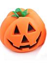 ألعاب المضغ للقطط ألعاب المضغ للكلاب صرير Halloween قرع مطاط من أجل كلب جرو