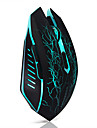 MORZZOR Wireless Gaming Mouse Rechargeable DPI Adjustable Backlit 800/1200/1600/2400