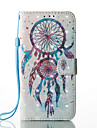 Case For Samsung Galaxy S8 Plus S8 Card Holder Wallet with Stand Flip Magnetic Pattern Full Body Cases Dream Catcher Hard PU Leather for