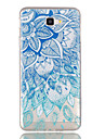 For Case Cover Transparent Pattern Back Cover Case Flower Soft TPU for Samsung J7 (2016) J7 Prime J5 (2016) J5 Prime J3 J3 (2016)