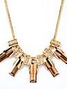 Femme Colliers Declaration Bijoux Bijoux Cristal Alliage Original Mode euroamericains Bijoux Pour Soiree Autre