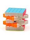 Rubik\'s Cube Warrior 5*5*5 Cubo Macio de Velocidade Cubos Magicos Cubo Magico Plasticos Quadrada Dom
