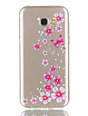 Case For Samsung Galaxy A5(2017) A3(2017) Transparent Pattern Back Cover Soft for A3(2017) A5(2017)