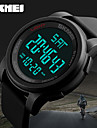 Pánské Sportovní hodinky Vojenské hodinky Inteligentní hodinky Křemenný Digitální Silikon Vícebarevný 50 m Kalendář kreativita Cool Digitální Přívěšky Klasické Na běžné nošení Módní Hodinky k šatům -