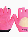 BOODUN® Sports Gloves Bike Gloves / Cycling Gloves Wearable Breathable Wearproof Article Glances Protective Fingerless Gloves Nylon