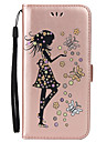 For Samsung Galaxy J7 2017 J5 2017 Card Holder Wallet with Stand Flip Embossed Case Full Body Case Sexy Lady Hard PU Leather for J3 2017 J510 J310 J5