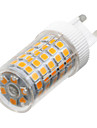 YWXLIGHT® 10W 900-1000 lm G9 LED Bi-pin Lights T 86 leds SMD 2835 Dimmable Warm White Cold White Natural White AC 220-240V