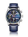 Муж. Спортивные часы Нарядные часы Модные часы Наручные часы Уникальный творческий часы Китайский Кварцевый Календарь Защита от влаги