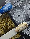 1pcs Autocollants 3D pour ongles Produits DIY Filles & Jeunes Filles Modele d\'estampage d\'ongles Quotidien Mode Haute qualite