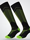 جوارب رياضية / جوارب رياضية قطن رجالي بسيط جوارب كرة القدم مكافح الانزلاق ملابس واقيه 1 قطعة