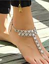 Žene Kratka čarapa Cvijet dame Vintage Punk Moda Kratka čarapa Jewelry Pink Za Kauzalni