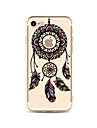Case for iPhone 7 Plus 7 Cover Transparent Pattern Back Cover Case Dream Catcher Soft TPU for Apple iPhone 6s plus 6 Plus 6s 6 SE 5s 5c 5 4s 4
