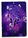 Case For Apple iPad Mini 4 iPad Mini 3/2/1 iPad 4/3/2 iPad Air 2 iPad Air Card Holder Wallet with Stand Flip Full Body Cases Dream Catcher