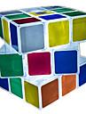 Rubik\'s Cube Cubo Macio de Velocidade Iluminacao de LED Cubos Magicos Plasticos Quadrada Dom