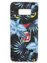 Case for Samsung  Galaxy  S8 Plus/S8 Cover Pattern Back Cover Case Cartoon Flower Animal Hard PC  Samsung S7/S7 Edge