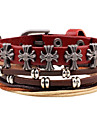 Men\'s Women\'s Leather Bracelet Jewelry Friendship Handmade Fashion Personalized DIY Leather Wood Alloy Flower Cross Jewelry For Gift