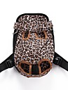 Cat / Dog Carrier & Travel Backpack / Front Backpack / Dog Pack Pet Carrier Portable / Adjustable / Retractable / Breathable Leopard / Cute Leopard
