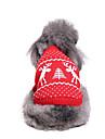 Dog Sweater Dog Clothes Christmas Christmas Costume For Pets