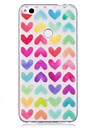 Case For Huawei P10 Lite P10 Case Cover Heart Pattern TPU Material IMD Craft Mobile Phone Case For Huawei P8 Lite(2017)