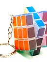 Кубик рубик Спидкуб Прозрачная наклейка Регулируемая пружина LED освещение Кубики-головоломки Подарок