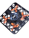 RC Drone 4CH 6 Eixos 2.4G - Quadcopero com CR Retorno Com 1 Botao Modo Espelho Inteligente Voo Invertido 360° Aviso De Bateria Fraca