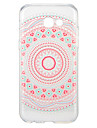 Case for Samsung S8 Plus S8  Cover Transparent Pattern Back Cover Case Geometric Pattern Soft TPU