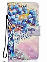 Чехол для huawei p8 lite p9 lite tree pattern 3d pu кошелек кожаный держатель для карты с ручным ремешком для huawei p10 p10 lite y5 ii p8