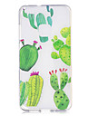 Case For Huawei P10 P10 Lite Case Cover Cactus Pattern Painted High Penetration TPU Material IMD Process Soft Case Phone Case For Huawei Honor 8