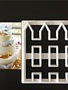 1pc Kunststoff Fuer den taeglichen Einsatz Kuchenformen Backwerkzeuge