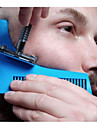 Beard Shaping Styling Template Beard Comb All-In-One Tool Comb for Hair Beard Trim Template