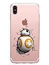 제품 iPhone X iPhone 8 케이스 커버 투명 패턴 뒷면 커버 케이스 카툰 소프트 TPU 용 Apple iPhone X iPhone 8 Plus iPhone 8 아이폰 7 플러스 아이폰 (7) iPhone 6s Plus iPhone 6