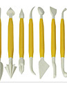 Couteaux de patisserie Pour Ustensiles de cuisine Pour Gateau Plastique