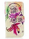 Case For Samsung Galaxy J7 (2017) J3 (2017) Wallet Card Holder Flip Pattern Magnetic Full Body Dream Catcher Hard PU Leather for J7