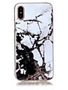 제품 iPhone X iPhone 8 케이스 커버 울트라 씬 패턴 뒷면 커버 케이스 마블 소프트 TPU 용 Apple iPhone X iPhone 8 Plus iPhone 8 아이폰 7 플러스 아이폰 (7) iPhone 6s Plus iPhone