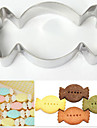 Cake Molds For Cake For Cookie Fruit Cake Cookie Pizza Stainless Steel + A Grade ABS Stainless Kids Nonstick Baking Tool High Quality