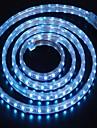 2m 220v brilhante LED faixa de luz flexivel 5050 120smd tres cristal luzes barra de luz a prova de agua do jardim com plugue de