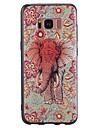 케이스 제품 Samsung Galaxy S8 Plus S8 패턴 뒷면 커버 동물 소프트 TPU 용 S8 S8 Plus S7 edge S7