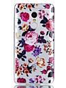For Case Cover Pattern Back Cover Case Flower Soft TPU for Xiaomi Xiaomi Redmi Note 4X Xiaomi Redmi Note 4