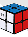 Rubik\'s Cube QIYI QIDI 2*2 163 2*2*2 Smooth Speed Cube Magic Cube Educational Toy Stress Relievers Puzzle Cube Smooth Sticker Rectangular