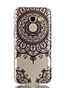 Case For Samsung Galaxy A5(2017) A3(2017) Transparent Pattern Back Cover Mandala Soft TPU for A3(2017) A5(2017)