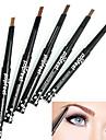 1 pcs popfeel rotatif conception durable impermeable a l\'eau sourcils crayon sourcils eye-liner eyeliner stylo poudre shaper