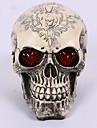 1pc halloween resina cranio casa escape horror aderecos design decoracoes e aleatoria