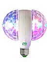 YWXLIGHT® 1pc 6W 400lm E27 LED Globe Bulbs 6 LED Beads High Power LED Decorative RGB 85-265V