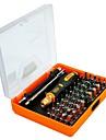 pc телефон ремонт инструмент 53 в 1 отвертка набор разобрать ноутбук сотовый телефон таблетка электроника открытие ремонт инструменты